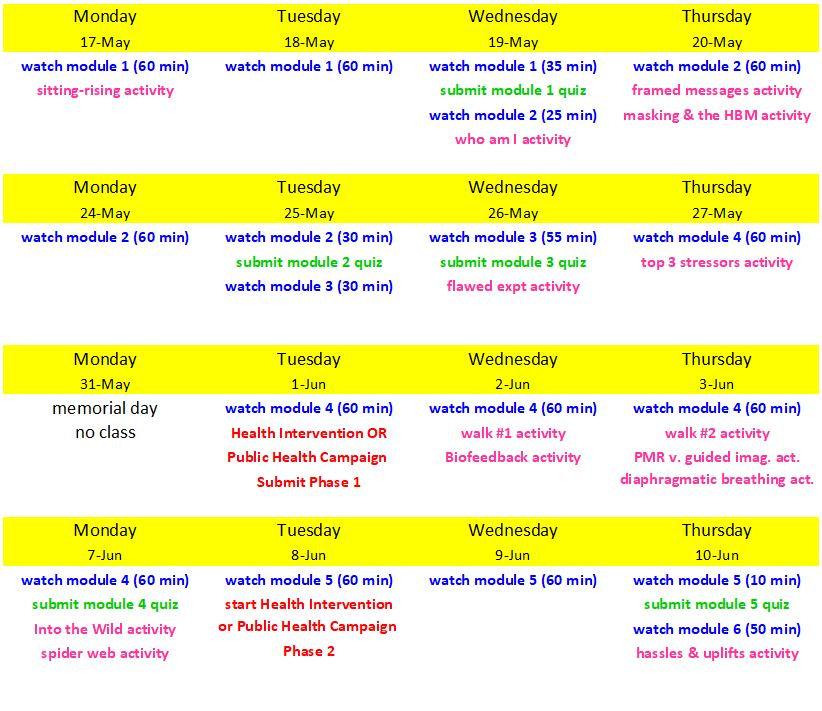 health summer 21 schedule p1.JPG