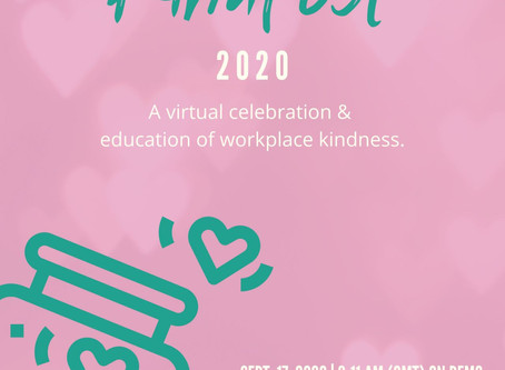 Come Join My Guided Meditation at Kind Fest 2020!