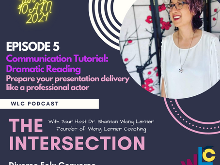 Are You a PoC and Want to Make a Video on LinkedIn? Come join the Intersection Tutorial for Speech!