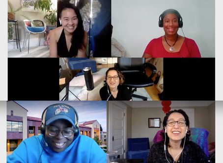 3 Podcasts. 3 Days. 3 BIPOC / API Queer / Non-Binary & Trans Voices Replacing Media Missteps.