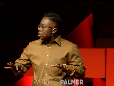 Intersectionality Could Already Be Present within Our Cultures as Diverse People: Patrice M. Palmer