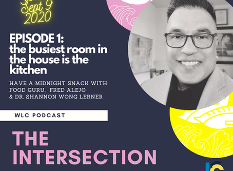 The Intersection Podcast – The Busiest Room in the House is the Kitchen, AIRS Sept 9, 2020