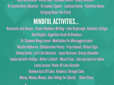 Meditation for Microaggressions at Kind Fest 2020 Sept. 17: Free with Optional Donation