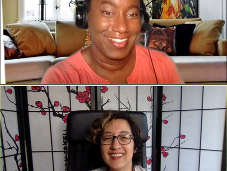 Daily Meditation: The Intersection: Diverse Folx Converse Podcast