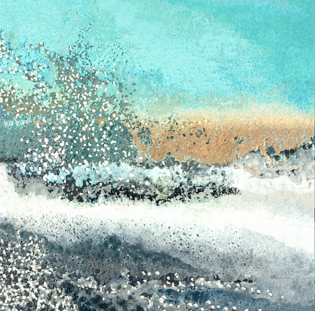 Morning Sea Limited Edition /10 (Sold) Available as limited edition /10 in a smaller size.