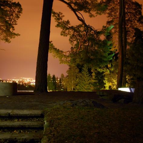 Vattenledningsparken Jönköping Sweden