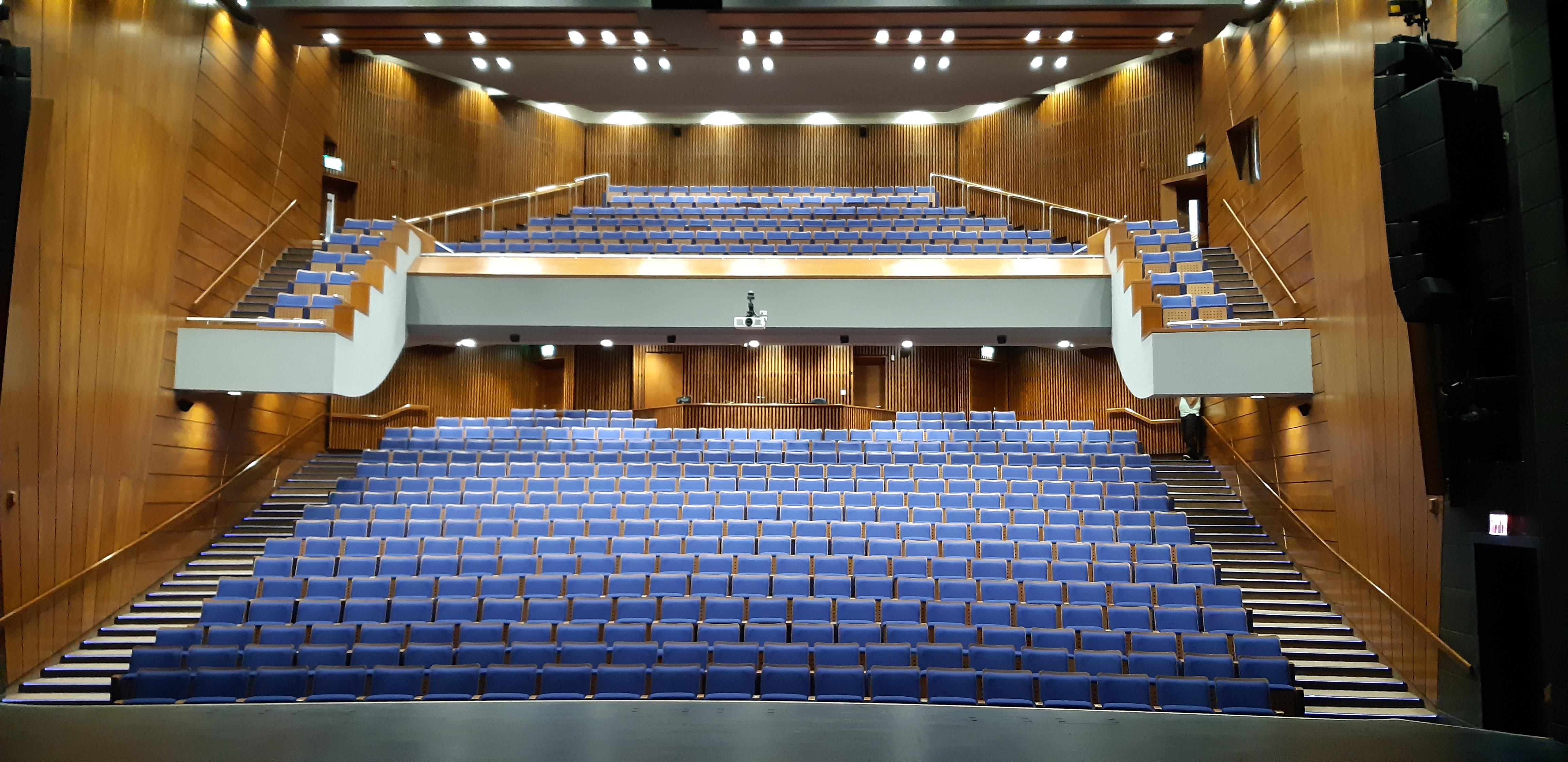 Cultural Hall Maale Adumim