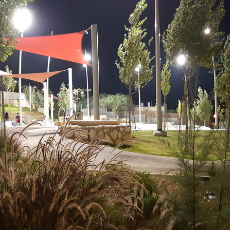 Skate Park Mitzpe Ramon