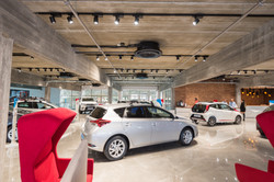 Toyota Showroom Nesher