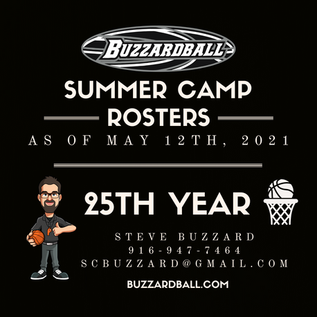 Buzzardball Rosters A.M. (9-Noon)