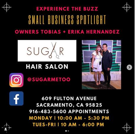 Sugar Hair Salon
