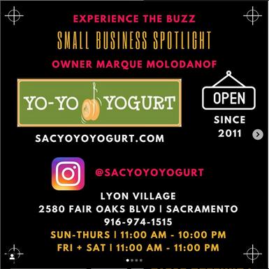 Yo-Yo Yogurt