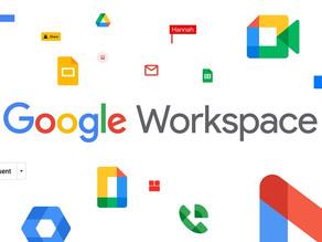 Conheça o Google Workspace