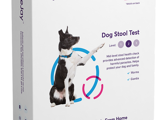 Stool Test for Worms and Giardia