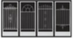 RV Screen Door Grille, RV screen door grilles, RV screen door grill, RV screen door grills
