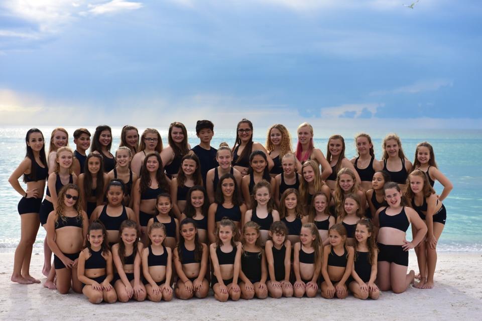 2016-17 Team Dancers