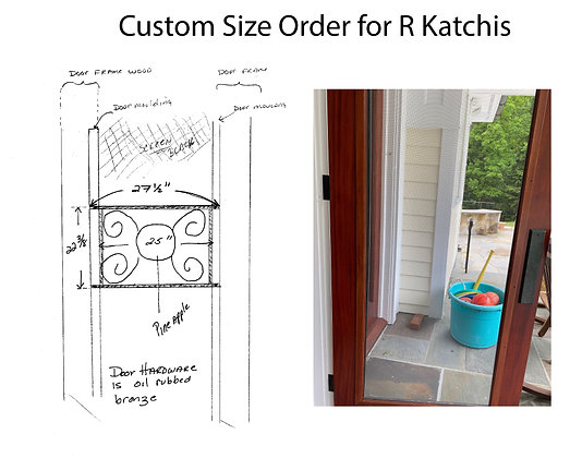 Add 2nd Grille to Custom Order for Katchis