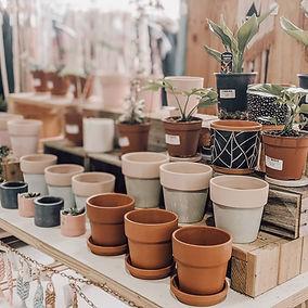 Ceramic Pots Planters