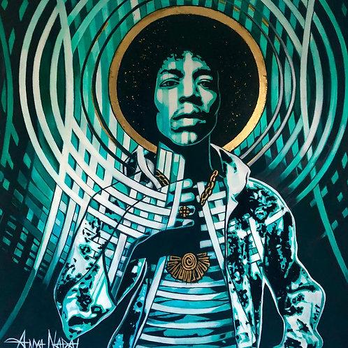 Jimi Hendrix Sound Matrix
