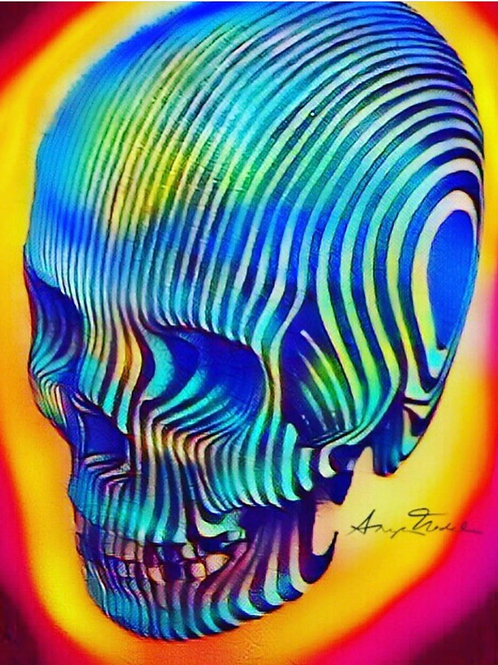 Frequency Skull
