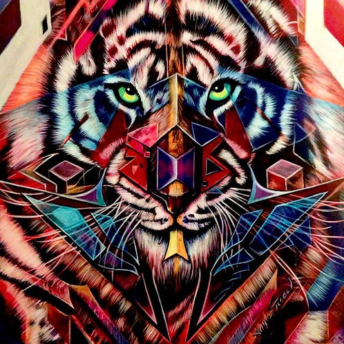 Transcendent Tiger