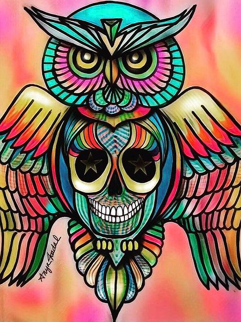 Skull Owl