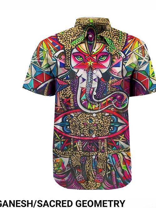 Ganesh/Sacred Geometry