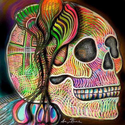 Frequency Sugar Skull
