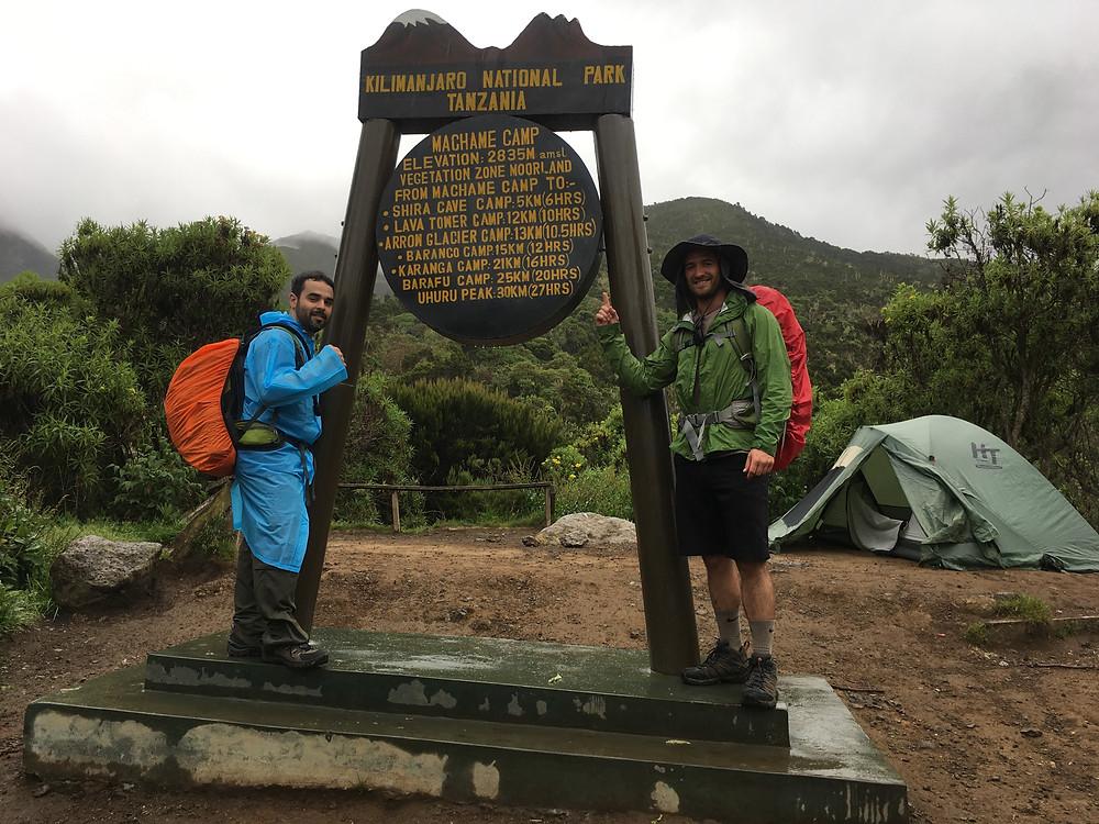 Hiking Mt. Kilimanjaro, adventure coaching, challenges, hiking, climbing