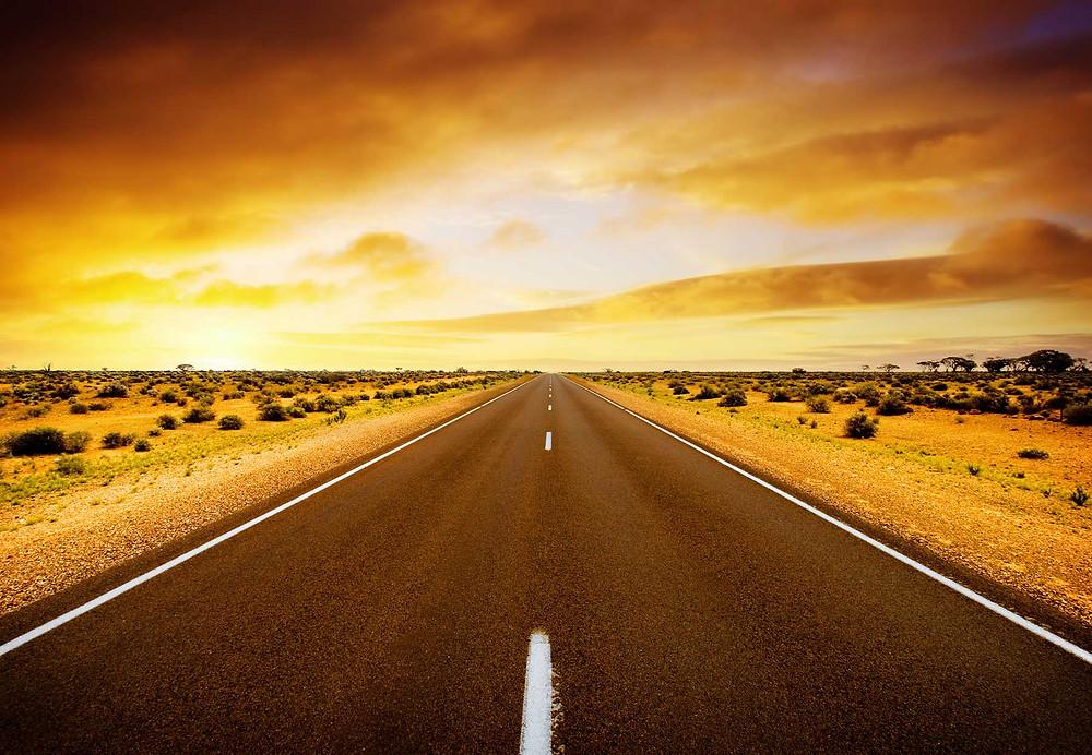 Roadmap, horizon, road to success, path to success, life goals, setting goals