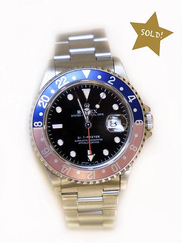 Rolex GMT - Master II - 16700