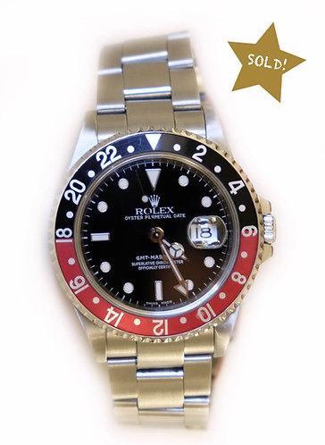 Rolex GMT - Master II - 16710