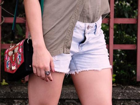 Una Forma Adulta de Usar Shorts Este Verano | A Grown-Up Way to Wear Shorts This Summer