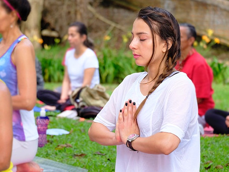Día Internacional de Yoga | International Yoga Day