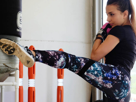 Fitness: Boxing Funcional en mis Jeggies   Fitness: Funtional Box in my Jeggies #Ad