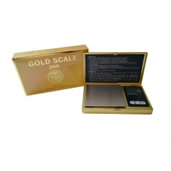Gold Scale Waage  200g
