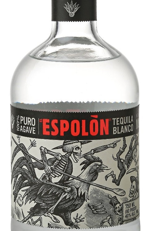 Espolon Blanco 40% 70cl