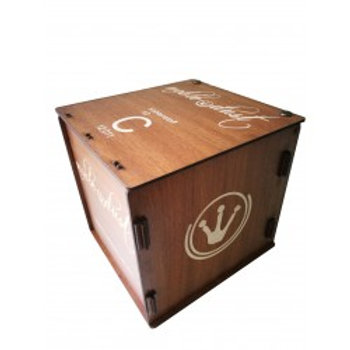 Noble Dust Kohlebox Holz