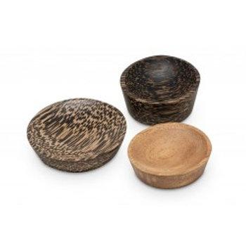 Wood Bowl Mischschale - 1 Stk. Assortiert