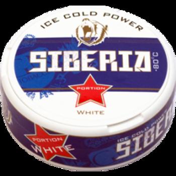 Siberia -80°C White Portion 15g