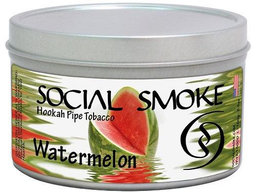 Social Smoke Watermelon