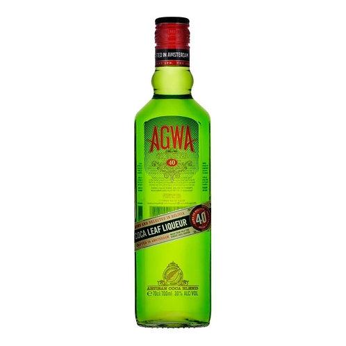 Der Agwa de Bolivia Coca Leaf green 70cl