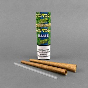 Cyclone Hemp Blue - Blueberry