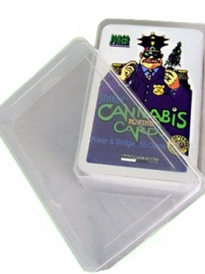 Cannabis Playing Cards - Skat & Jass, 32 Karten