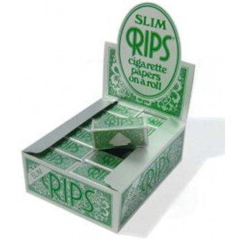 Rips Grün Slim