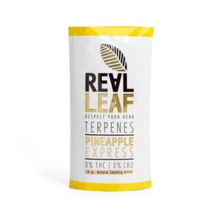 Real Leaf Pineapple-Express Tabakersatz Kräutermischung