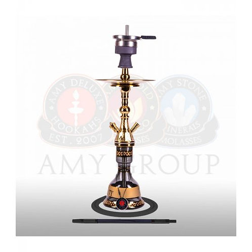Amy Deluxe Mini Harifi 110.02 GD-BK - Gold