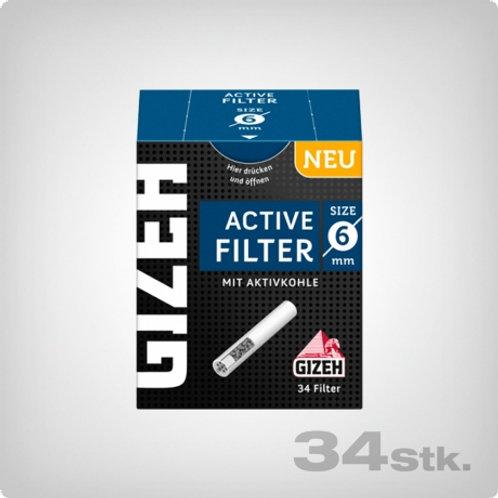 Gizeh Activ Kohlenfilter