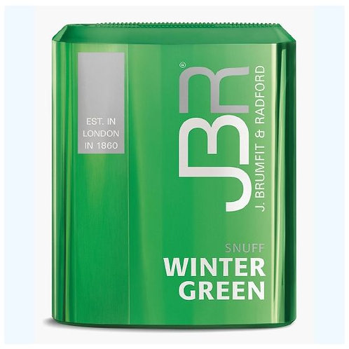 JBR Winter Green Snuff 10