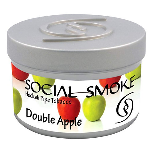Social Smoke Double Apple